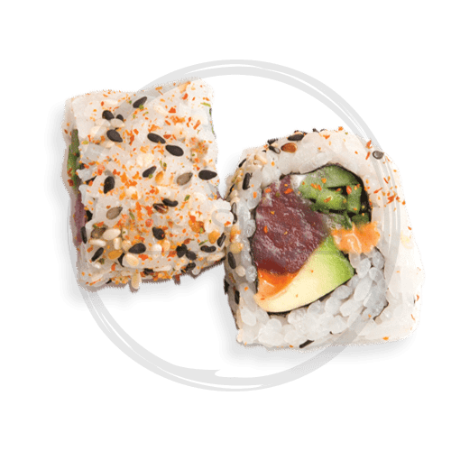Foto Spicy Maguro Roll (8st)